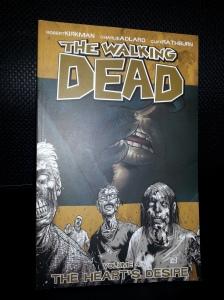 The Heart's Desire (The Walking Dead, #4)