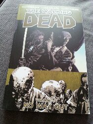 No Way Out (The Walking Dead, #14)