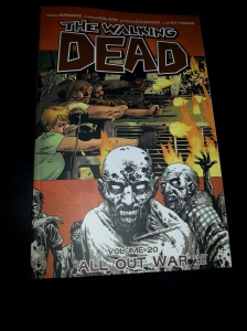 All Out War Part 1 (The Walking Dead, #20)
