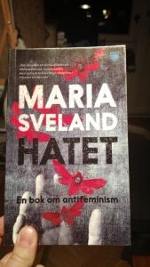 Hatet - en bok om antifeminism