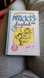 Nikkis dagbok #4 - Berättelser om en (inte så) graciös isprinsessa