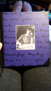 anteckningsbok Strindberg