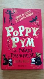 Poppy Pym och faraos förbannelse (Poppy Pym, #1)
