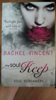 My Soul to Keep(Soul Screamers, #3)