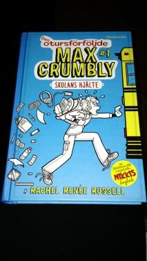 Den otursförföljde Max Crumbly - Skolans hjälte (Max Crumbly, #1)