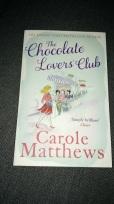 The Choclate Lovers' Club (The Choclate Lovers' Club, #1)