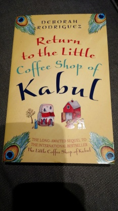 Return to the Little Coffee Shop of Kabul (The Little Coffee Shop of Kabul, #2)