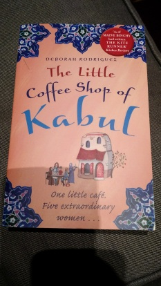 The Little Coffee Shop of Kabul (The Little Coffee Shop of Kabul, #1)