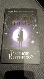 The Slow Regard of Silent Things (The Kingkiller Chronicles, #2,5)