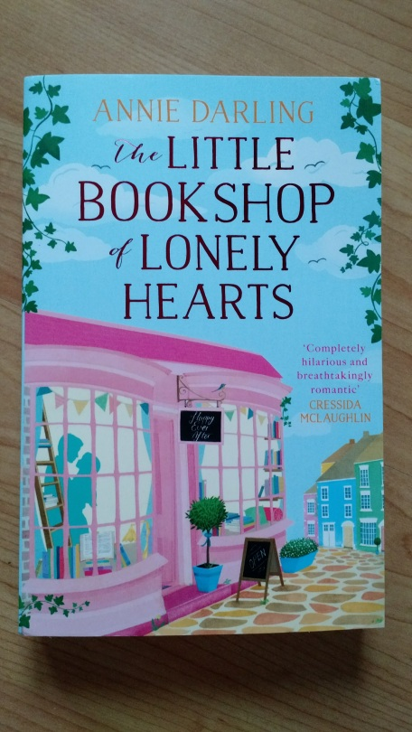 The Little Bookshop of Lonely Hearts (Lonely Hearts Bookshop, #1)